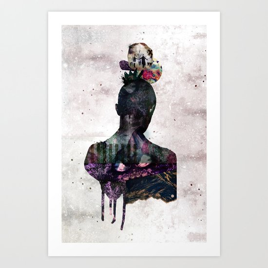 DREAM BIG/ Art Print