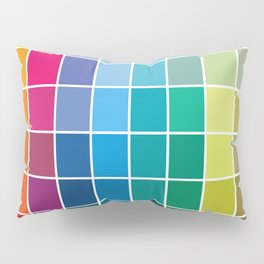 Colorful Soul - All colors together Pillow Sham