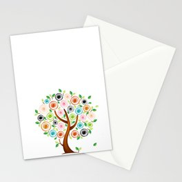 Tree #02 Stationery Cards
