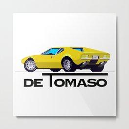 DeTomaso Metal Print
