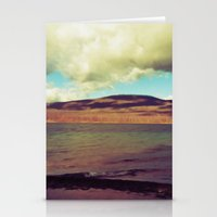 the national Stationery Cards featuring National Forest by Christel Sayegh