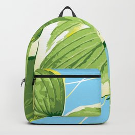 Ficus Plant 6 Backpack