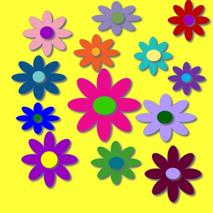 Flower power cute flowers pretty colorful flowers comforters by flower power cute flowers pretty colorful flowers comforters mightylinksfo