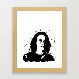 The Crow 2 Framed Art Print