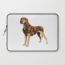 Sadie - Zombie Watchdog Laptop Sleeve