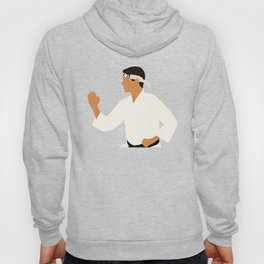 Daniel Larusso Karate Kid movie Hoody