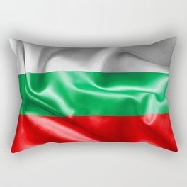 Bulgaria Flag Rectangular Pillow