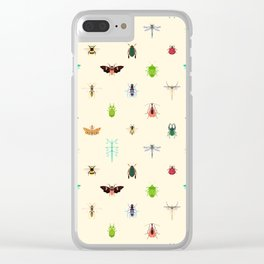 Bug Friends Clear iPhone Case