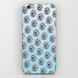 Irish Wolfhound Print iPhone Skin
