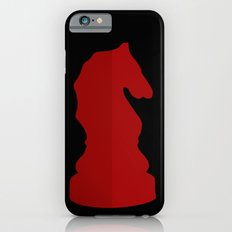 Red Chess Piece - Knight iPhone 6s Slim Case