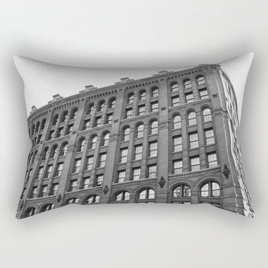 Soho X Rectangular Pillow
