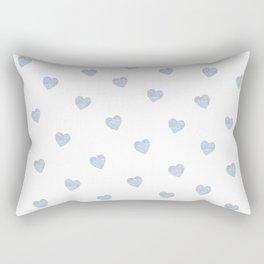 Marble heart Rectangular Pillow