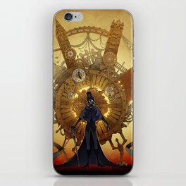 The Gentleman iPhone Skin