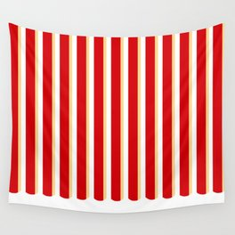 Circus Tent Wall Tapestry