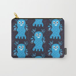 Undiscovered Sea Creatures Carry-All Pouch