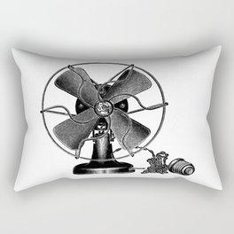 Fan 2 Rectangular Pillow
