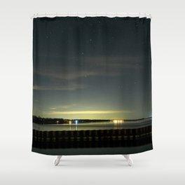 Port Rowan Shower Curtain