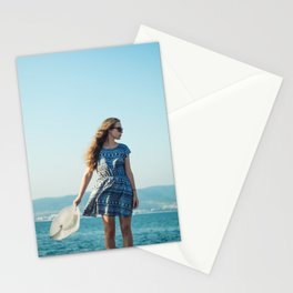 Girl Stationery Cards