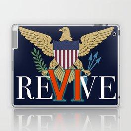 Revive the VI Laptop & iPad Skin