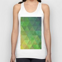 lemon Tank Tops featuring Lemon by Trash Apparel