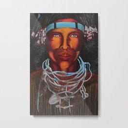 Aborigional  Metal Print
