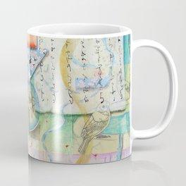 Nesting Columbine Coffee Mug