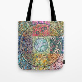 Pattern play 1 Tote Bag