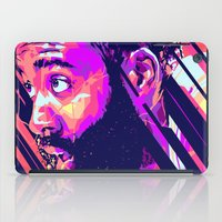 nba iPad Cases featuring James harden nba illu v3 by mergedvisible