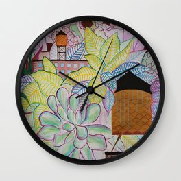 Grand Concourse Wall Clock