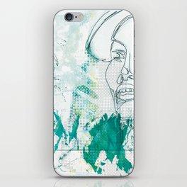 Selbst iPhone Skin