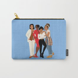 Living Single / Khadijah, Max, Regine & Synclaire Carry-All Pouch
