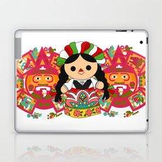 Maria 1 (Mexican Doll) Laptop & iPad Skin