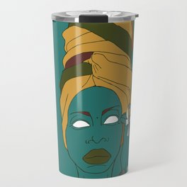 Badu Wrap Travel Mug