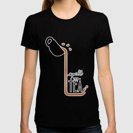 Spill the Tea - Basic T-shirt