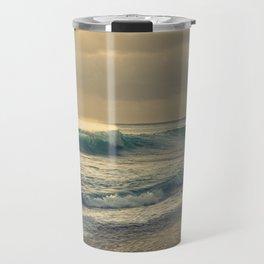 Waves of Light Travel Mug