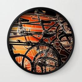 LifeCycle Wall Clock