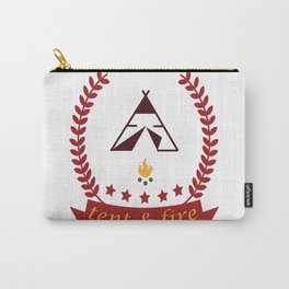 Tent and Fire Carry-All Pouch