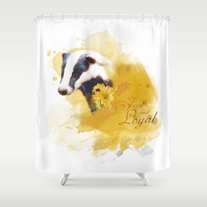 Shower Curtain by Alasseryn