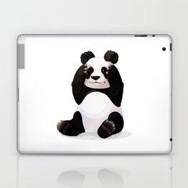 Cute big panda bear Laptop & iPad Skin