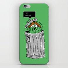 NO! NO! NO! iPhone & iPod Skin