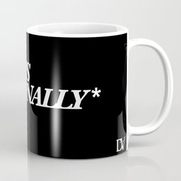 Sighs Eternally Coffee Mug