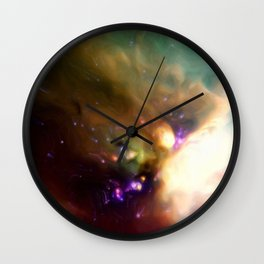Young Stars in Formation Wall Clock