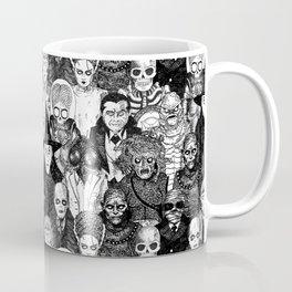 Horror Film Monsters Coffee Mug