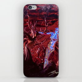 The Hyperion Suite - The Soldier iPhone Skin