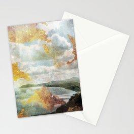 Killiney Gold Stationery Cards