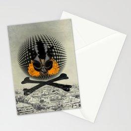Losing sleep Stationery Cards