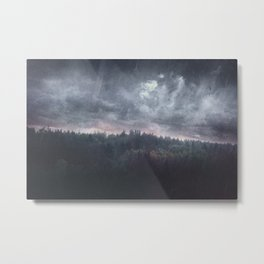 The hunger Metal Print