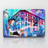 women iPad Cases featuring Women by Ganech joe