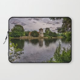 The River Thames At Bisham Laptop Sleeve