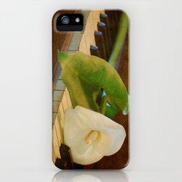 Sweet Music iPhone Case